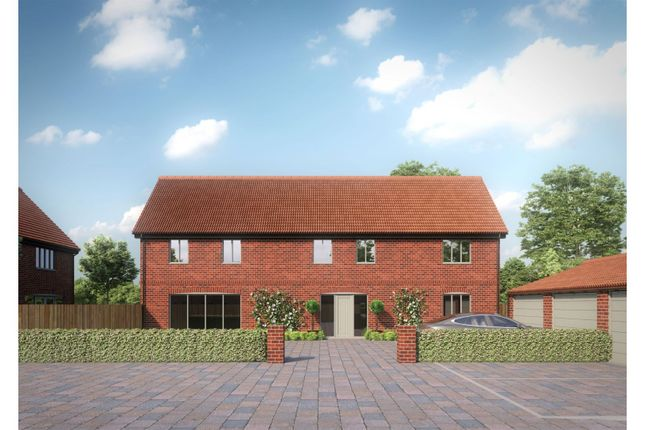 Thumbnail Detached house for sale in Hemblington, Norwich