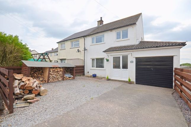 Thumbnail Semi-detached house for sale in Wodow Road, Thornhill, Egremont