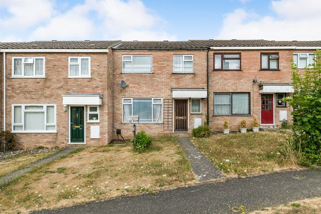 Thumbnail Terraced house for sale in Spansey Court, Halstead