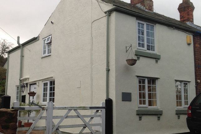 Thumbnail Cottage to rent in Top Road, Frodsham