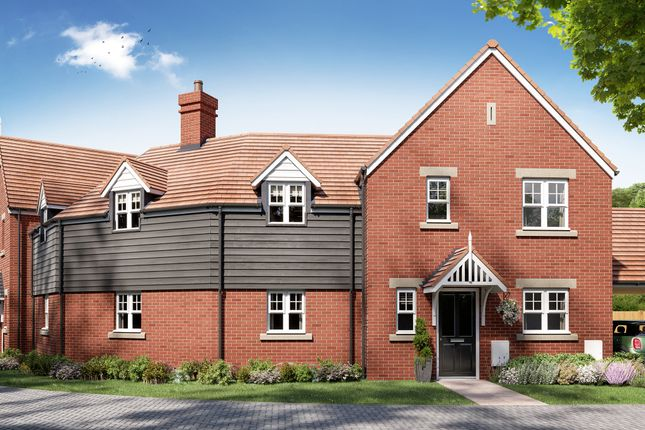 """Thumbnail Semi-detached house for sale in """"The Chester Link VI"""" at London Road, Stanway, Colchester"""