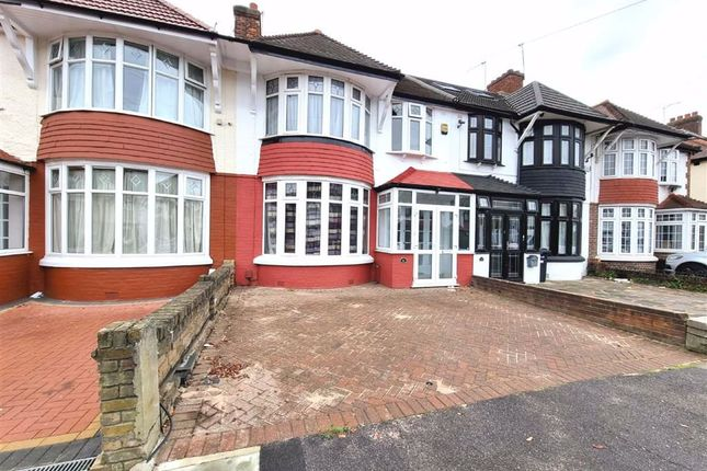 3 bed terraced house for sale in Capel Gardens, Ilford, Essex IG3