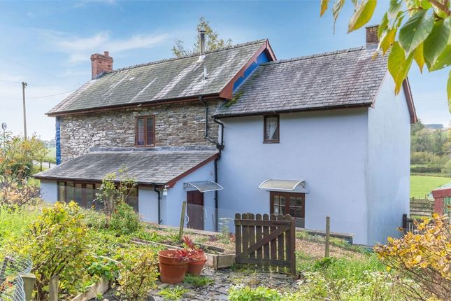 Thumbnail Detached house for sale in Llanbadarn Fynydd, Llanbadarn Fynydd, Llandrindod Wells, Powys