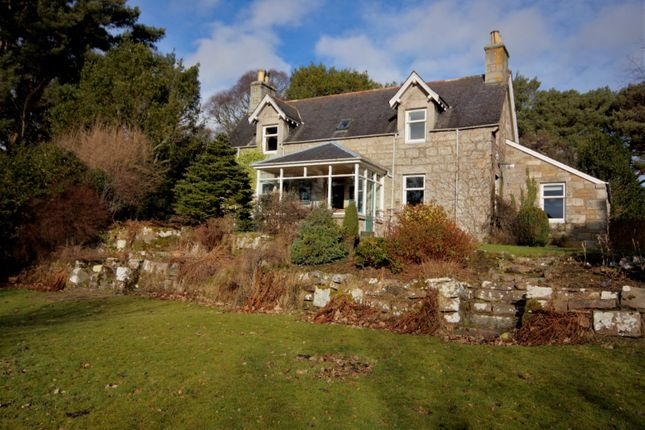 3 bed detached house for sale in Mosshill House, Brora, Sutherland KW9