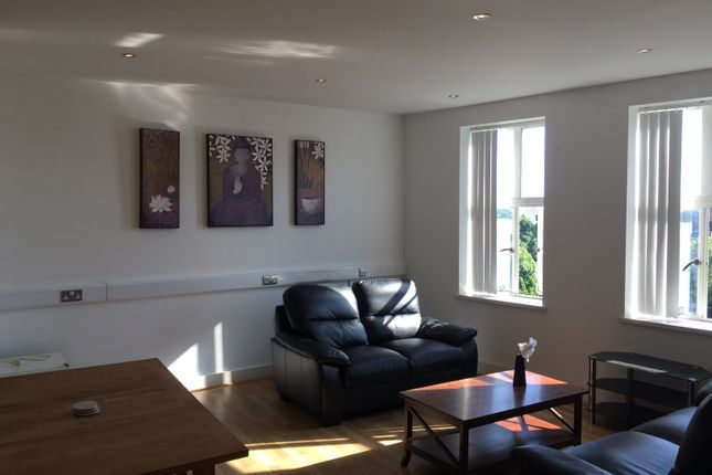 Thumbnail Flat to rent in Castle Street, Swansea