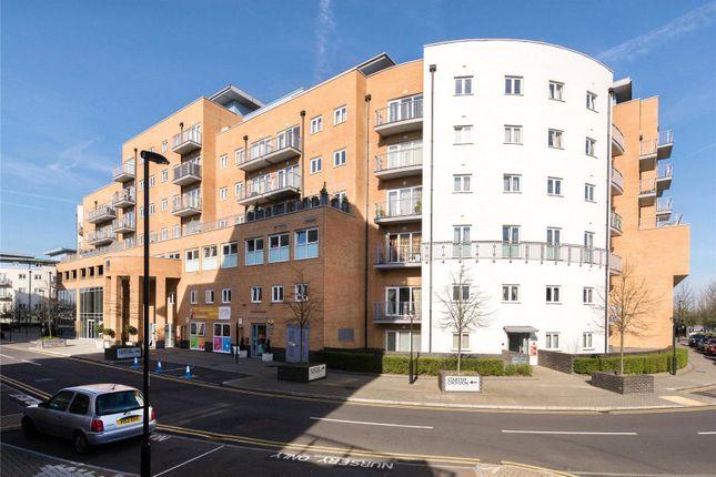 Thumbnail Flat for sale in Peebles Court, 21 Whitestone Way, Croydon