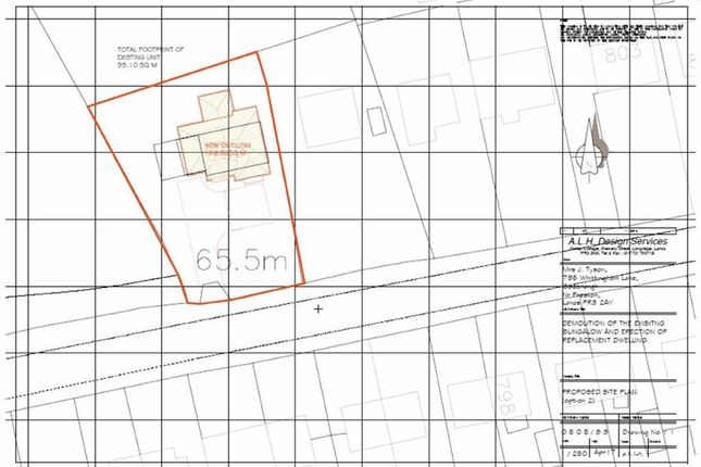 Thumbnail Land for sale in Whittingham Lane, Goosnargh, Preston