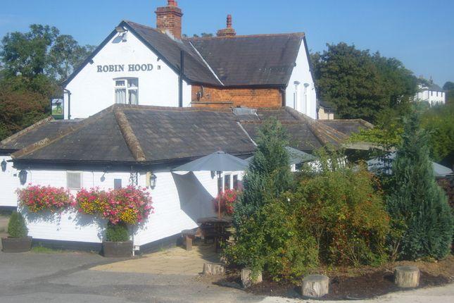 Thumbnail Pub/bar for sale in Bufflers Holt, Buckinghamshire