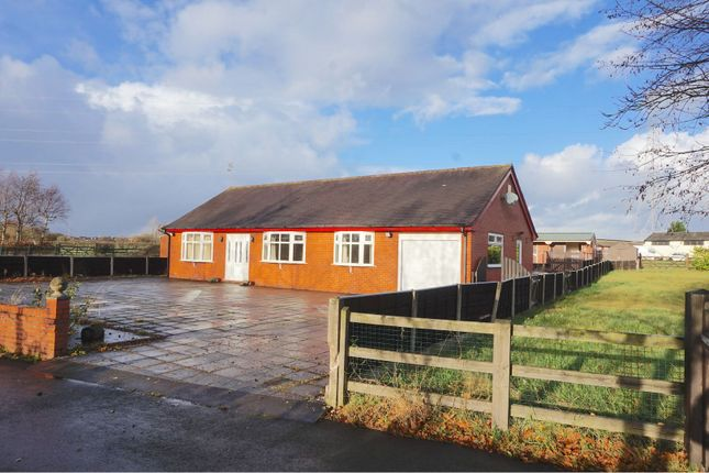 Thumbnail Detached bungalow for sale in Howarth Farm Road, Manchester