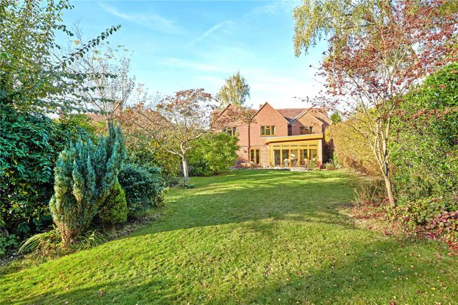 Thumbnail Detached house for sale in Monteith Close, Langton Green, Tunbridge Wells, Kent