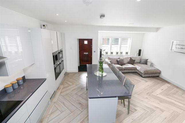 Thumbnail Terraced house to rent in Newton Park Place, Chislehurst