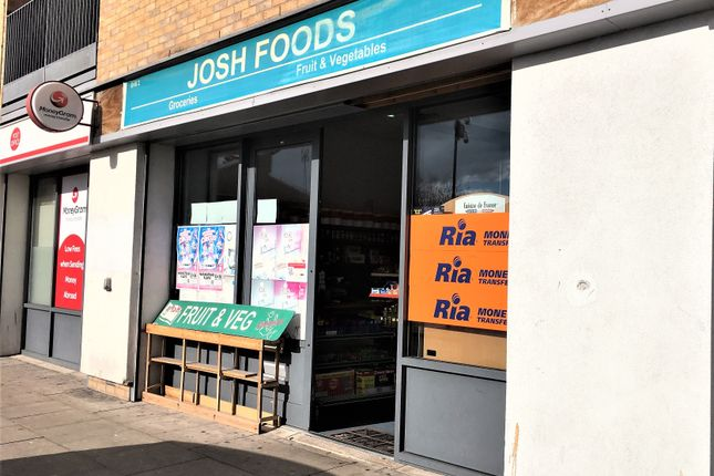 Thumbnail Retail premises for sale in Jack Cornwell Street, London