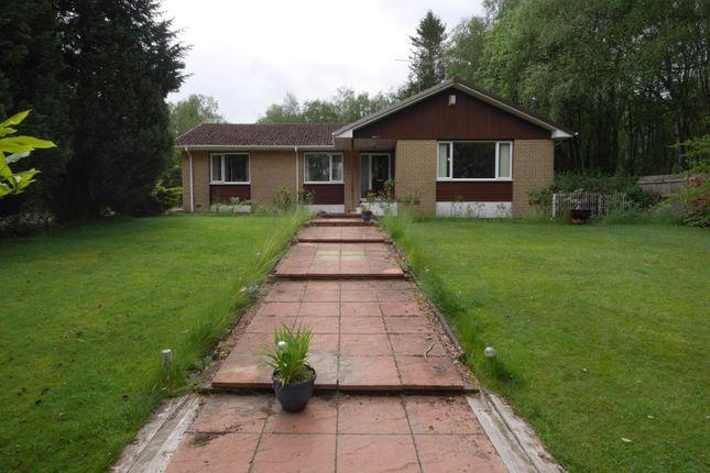 Thumbnail Detached bungalow for sale in Shura, Trigony Woods, Closeburn
