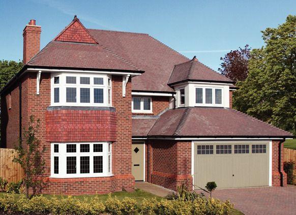 Thumbnail Detached house for sale in Hartford Grange, Walnut Lane, Hartford, Cheshire