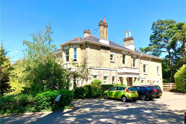 Thumbnail Flat for sale in Wimborne Road, Bournemouth, Dorset