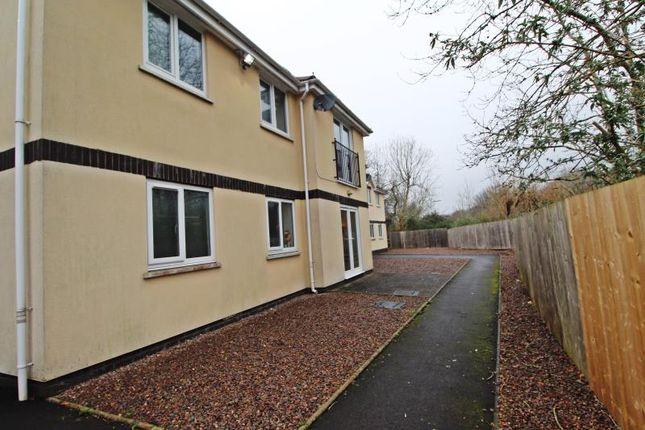 Thumbnail Flat to rent in Dynea Road, Rhydyfelin