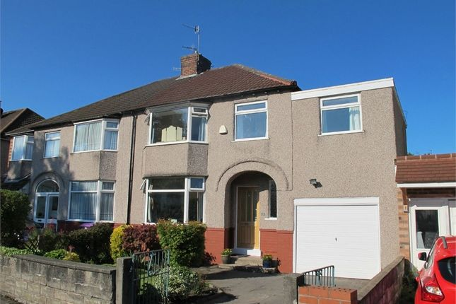 Thumbnail Semi-detached house for sale in South Mossley Hill Road, Liverpool, Merseyside