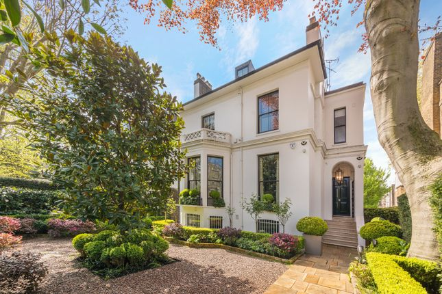 Thumbnail Detached house for sale in Addison Road, Holland Park, London
