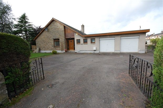 Thumbnail Detached bungalow for sale in Mayne Road, Elgin
