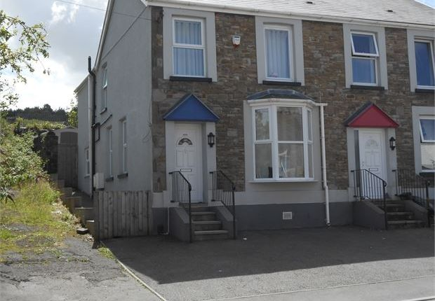 Thumbnail Semi-detached house to rent in Pentrechwyth Road, Pentrechwyth, Swansea