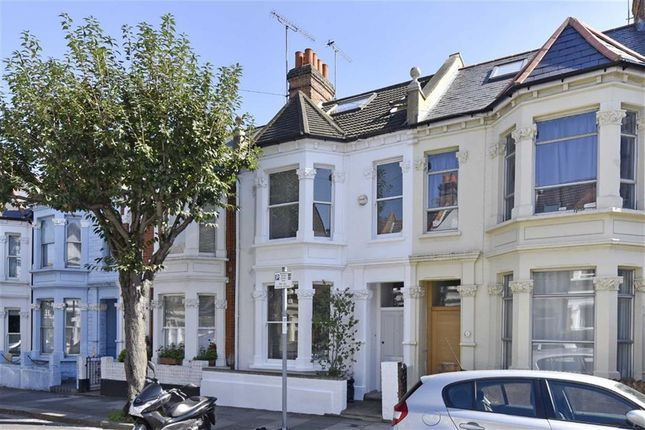 4 bed terraced house for sale in Glendarvon Street, Putney