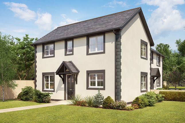 "Thumbnail Semi-detached house for sale in ""Chester"" at Bongate, Appleby-In-Westmorland"