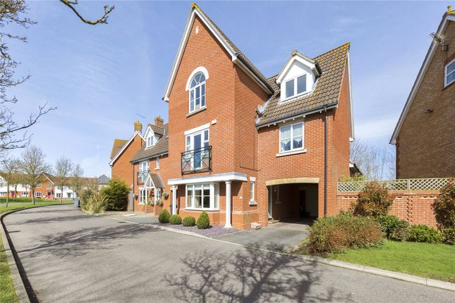 Thumbnail Semi-detached house for sale in Granger Row, Chelmsford, Essex