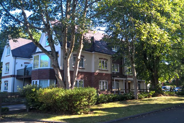Thumbnail Flat to rent in Tower Road, Branksombe Park, Poole