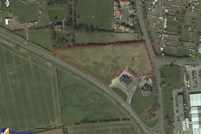 Thumbnail Land for sale in Redworth Road, Shildon