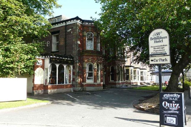 Thumbnail Hotel/guest house for sale in Wigan Lane, Wigan