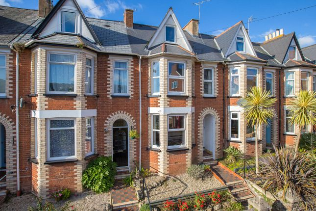 Thumbnail Terraced house for sale in Temple Street, Sidmouth