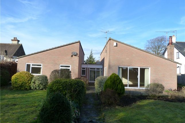 Thumbnail Detached bungalow to rent in Priestlands, Sherborne, Dorset