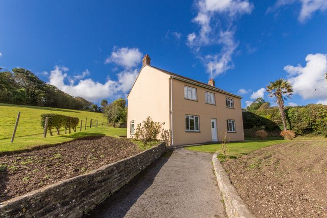 Thumbnail Equestrian property for sale in Goonhavern, Truro, Cornwall