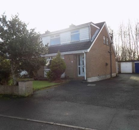 Thumbnail Semi-detached house to rent in Thornleigh Park, Ballinderry Upper, Lisburn