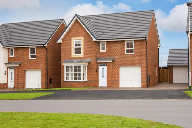 "Thumbnail Detached house for sale in ""Somerton"" at Green Lane, Yarm"