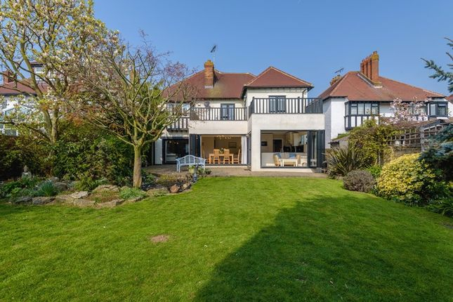 Thumbnail Detached house for sale in Parkanaur Avenue, Southend-On-Sea