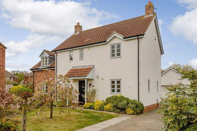 4 bed detached house for sale in Heynings Close, Gainsborough, Lincolnshire