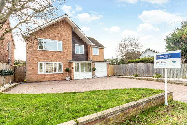 Thumbnail Detached house for sale in Hunts Road, Stratford-Upon-Avon