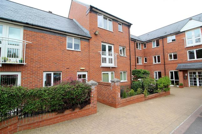 Thumbnail Flat for sale in Abraham Court, Lutton Close, Oswestry