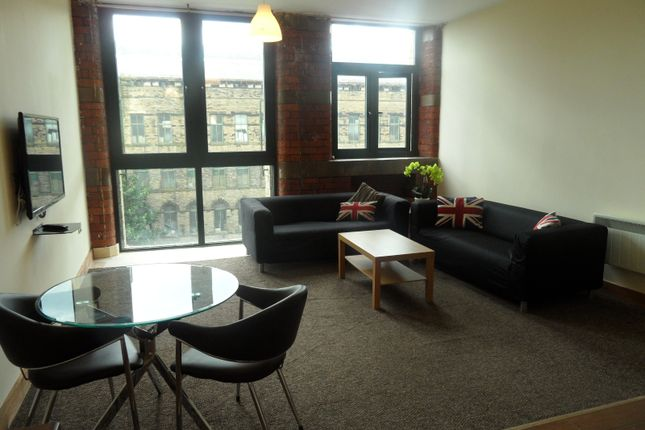Thumbnail Flat to rent in 39 Legrams Lane, Bradford