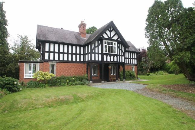Thumbnail Detached house to rent in Shrewsbury Road, Pontesbury, Shrewsbury