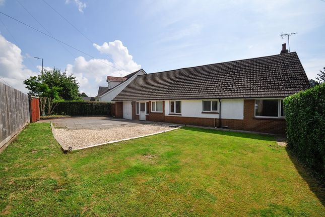 Thumbnail Detached house for sale in Caerphilly Road, Bassaleg, Newport