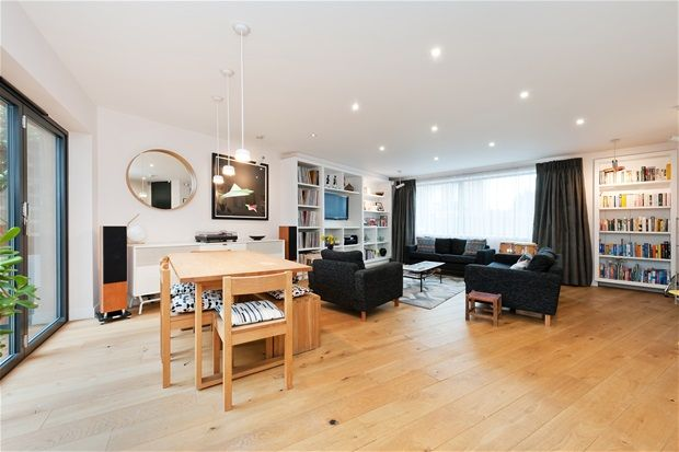 Thumbnail Detached house for sale in Ryedale, London