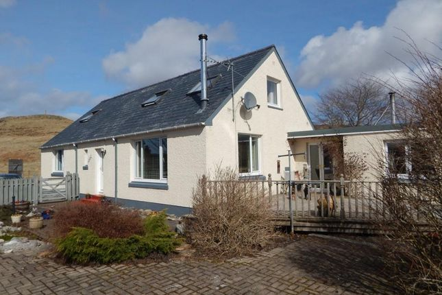Thumbnail Detached house for sale in Portree Road, Dunvegan, Isle Of Skye
