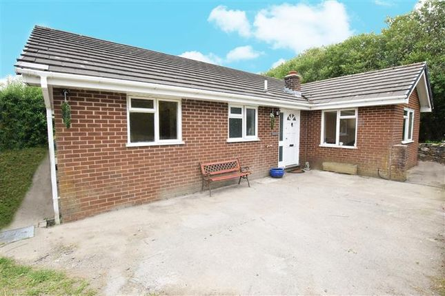 Thumbnail Bungalow for sale in Penrhos, Adfa, Newtown, Powys