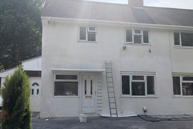 Thumbnail Semi-detached house to rent in Gower Street, Walsall, West Midlands