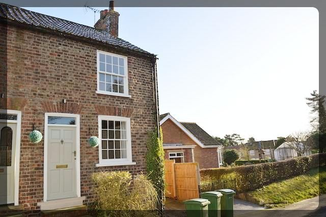 Thumbnail Detached house to rent in The Green, Lund, Driffield