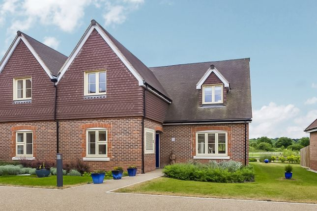 Thumbnail Semi-detached house for sale in Durrants Drive, Faygate, Horsham