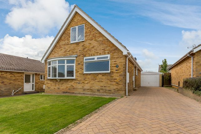 Thumbnail Detached bungalow for sale in Viking Road, Bridlington