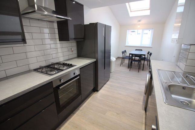 Thumbnail Terraced house to rent in Clun Terrace, Cathays, Cardiff